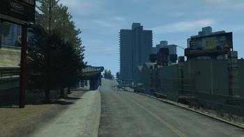 Darkhammer Street-GTAIV-SouthWest