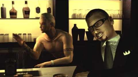Meet Tony Prince - GTA 4 The Ballad of Gay Tony trailer