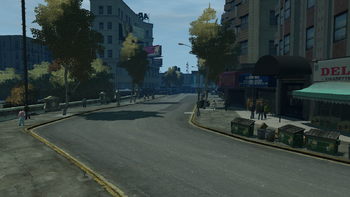 Valdez Avenue-GTAIV-East