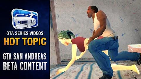 GTA San Andreas Beta Version and Removed Content - Hot Topic 11