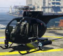 Buzzard Attack Chopper