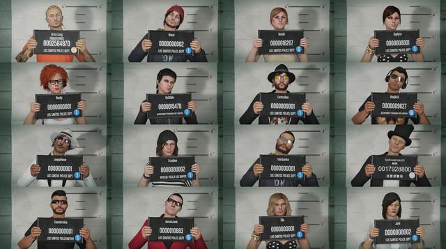File:GTA Online mugshot collage.PNG