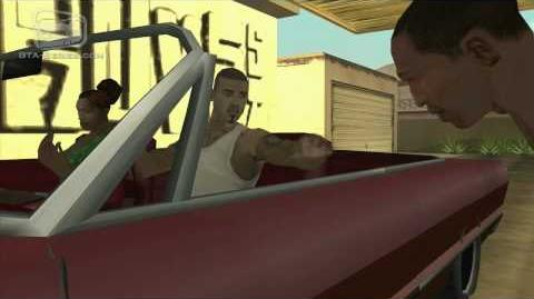 GTA San Andreas - Walkthrough - Mission 25 - High Stakes, Low-rider (HD)