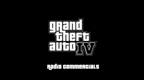 89 GTA IV Radio Commercials