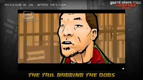 GTA Chinatown Wars - Walkthrough - Mission 26 - The Tail Bagging the Dogs