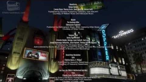 GTA 5 - End Credits