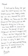 Amanda's note GTA V