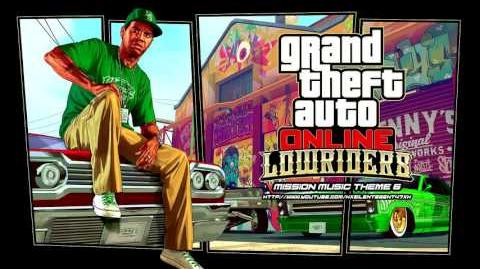 Grand Theft Auto GTA V 5 Online Lowriders - Mission Music Theme 6