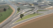 BlackfieldIntersection-GTASA-Aerial