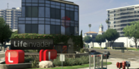 Lifeinvader Office