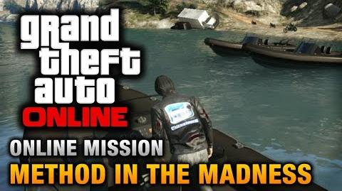 GTA Online - Mission - Method in the Madness Hard Difficulty