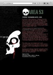 Area53 Site