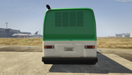 AirportBus GTAVpc Rear