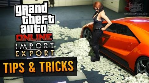 GTA Online Guide - How to Make Money with Import Export DLC
