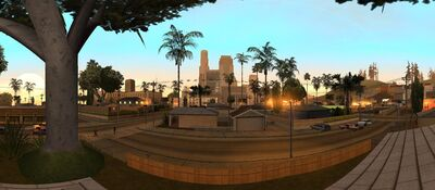 Los Santos from Jefferson