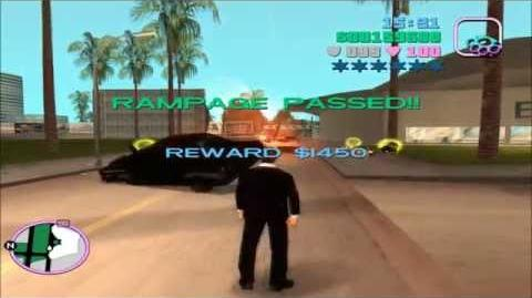 GTA Vice City - Escobar International Rampages HD