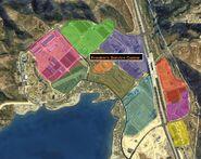 Grapeseed Land Survey GTAV Map Frankie's Service Center