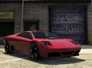 Infernus los santos customs