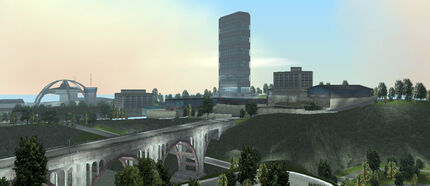 PikeCreek-GTA3-southwestwards