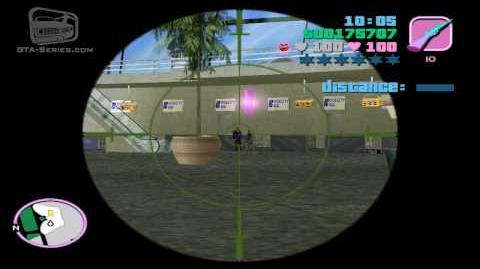 GTA Vice City - Walkthrough - Mission 40 - Check Out at the Check In (HD)