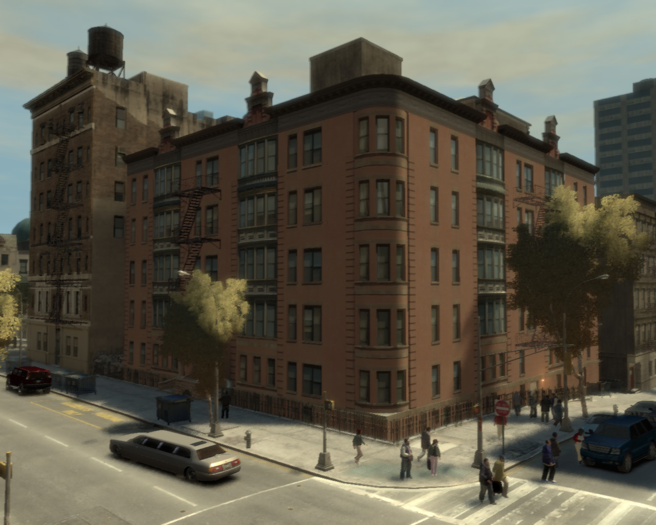 Description Safehouses Are Redesigned In Gta Iv