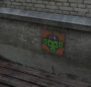 Monkey Mosaics GTAVe Terminal green