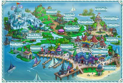 Roo Island (New Look)