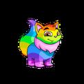Wocky rainbow
