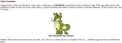 Giant Omelette