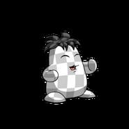 Chia checkered