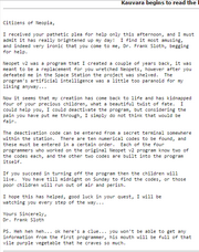 Dr. Sloth Letter Neopet V2