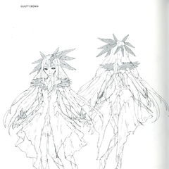 Mana (revived) Character Design