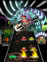 Guitar Hero Mobile screenshot