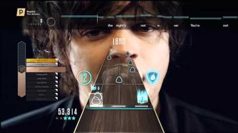 Guitar Hero Live Reptilia - The Strokes (GHTV, Expert 97%)