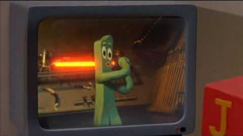 Gumby The Movie Director's Cut (1995) 6 8