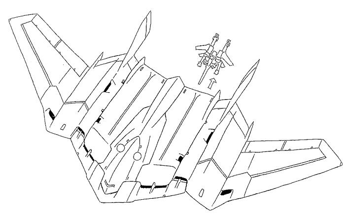 Carrier Plane The Gundam Wiki Fandom powered by Wikia