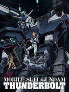 Gundam thunderbolt ona 3 poster