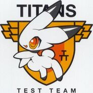 Titans Test Team