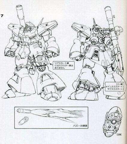 File:AMX-009 - Dreissen - Giant Bazooka.jpg
