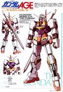 Legendary Mobile Suit The Gundam (reconstruction)