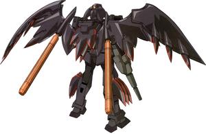 BMS-008 Rogue Bat - Rear