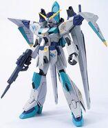 Vent Savior Gundam model