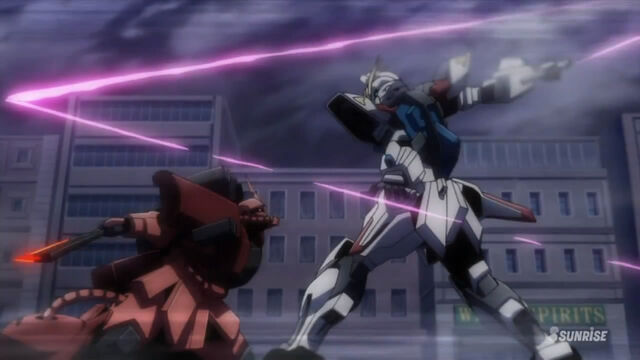 File:Zaku Amazing vs. Build Strike.jpg