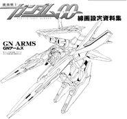 HG Exia GN Arms