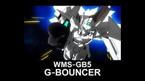 MSAG18 G-BOUNCER (from Mobile Suit Gundam AGE)