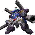 Unit sr gundam age-3 fortress