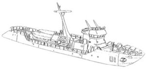 Speedboat awgx