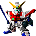 Unit b rising gundam
