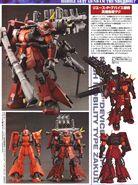 MS-06R Zaku High Mobility Type 2