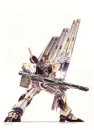 Nu Gundam Photo1